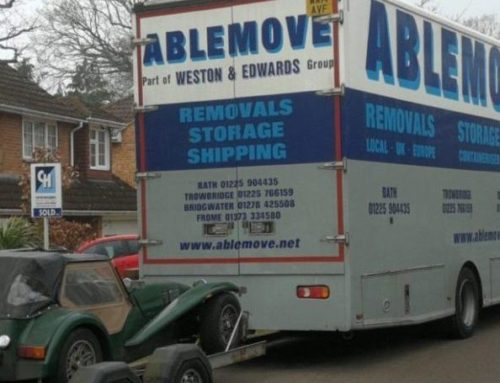 Removals in Westbury